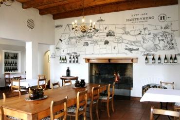 Hartenberg Tasting Room